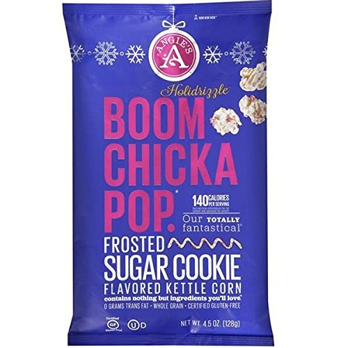 a Pop Holidrizzle Kettle Corn Frosted Sugar Cookie - 4.5 oz. (Frosted Sugar Cookies)