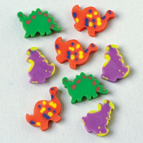 Lot Of 144 Assorted Mini Dinosaur ()