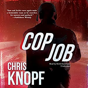 Cop Job Audiobook