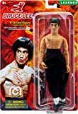 Mego Action Figures, 8' Bruce Lee, Legendary Martial Artist (Limited Edition Collector's Item)