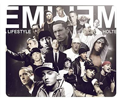 Eminem oblong mouse pad by eggcase