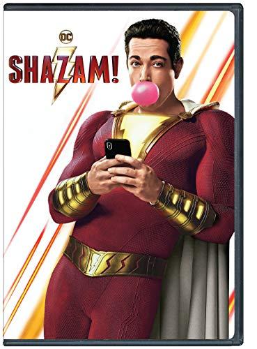 Shazam!: Special Edition (BIL/DVD)