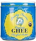 Ghee, 95% organic, Clarified Butter, 13 oz ( Multi-Pack)