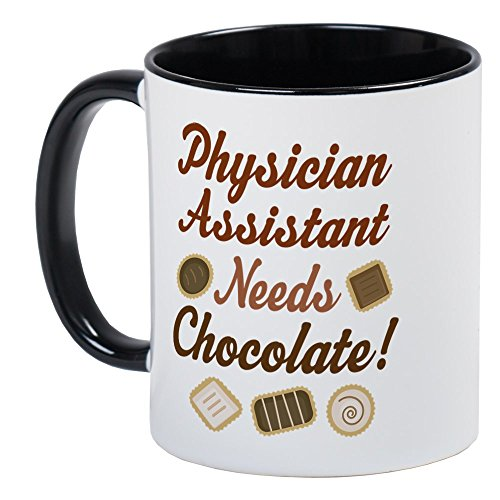 CafePress - Physician Assistant Gift Funny Mug - Unique Coffee Mug, Coffee Cup (Coffee Assistant Physician Mug)
