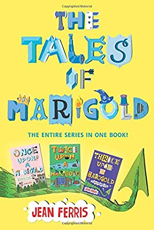 book cover of The Tales of Marigold