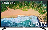 Samsung Electronics UN43NU6900FXZA / UN43NU6950FXZA 4K Smart LED TV, 43inch (Renewed)