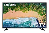 "Samsung Electronics 4K Smart LED TV (2018), 50"" (UN50NU6900FXZA) (Certified Refurbished)"