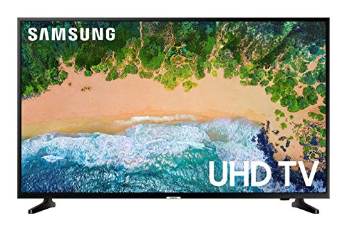 Samsung Electronics 4K Smart LED TV (2018), 50in (UN50NU6900FXZA) (Renewed)