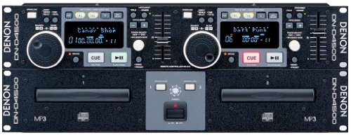 Denon DND4500 Dual CD/MP3 ()