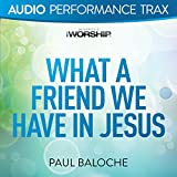 What a Friend We Have In Jesus [Low Key Without Background Vocals]