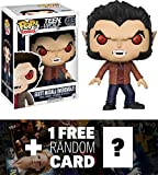 Funko Scott McCall [Werewolf] POP! TV x Teen Wolf Vinyl Figure + 1 Free American TV Themed Trading Card Bundle (11897)