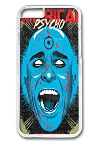 iPhone 6 Cases & Covers -American Psycho 13 Custom PC Hard Case Cover for iPhone 6 4.7 inch Transparent