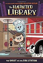 The Ghost at the Fire Station #6 (The Haunted Library)