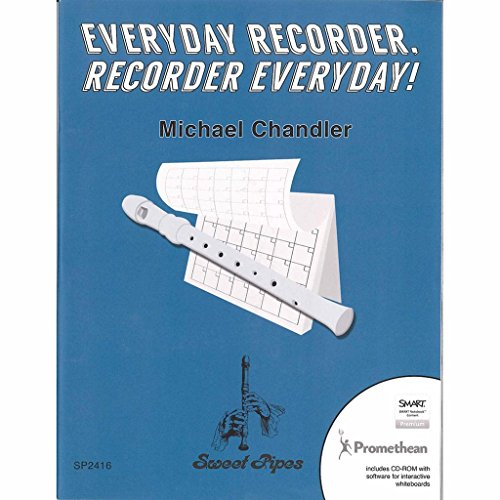 Everyday Recorder, Recorder Everyday! - Book & CD