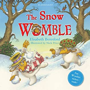 book cover of The Snow Womble