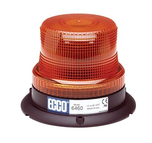 6410 Series (6460A New Amber LED Strobe Light w/ 12 - 80 Volts LED Version of the 6410 Series)