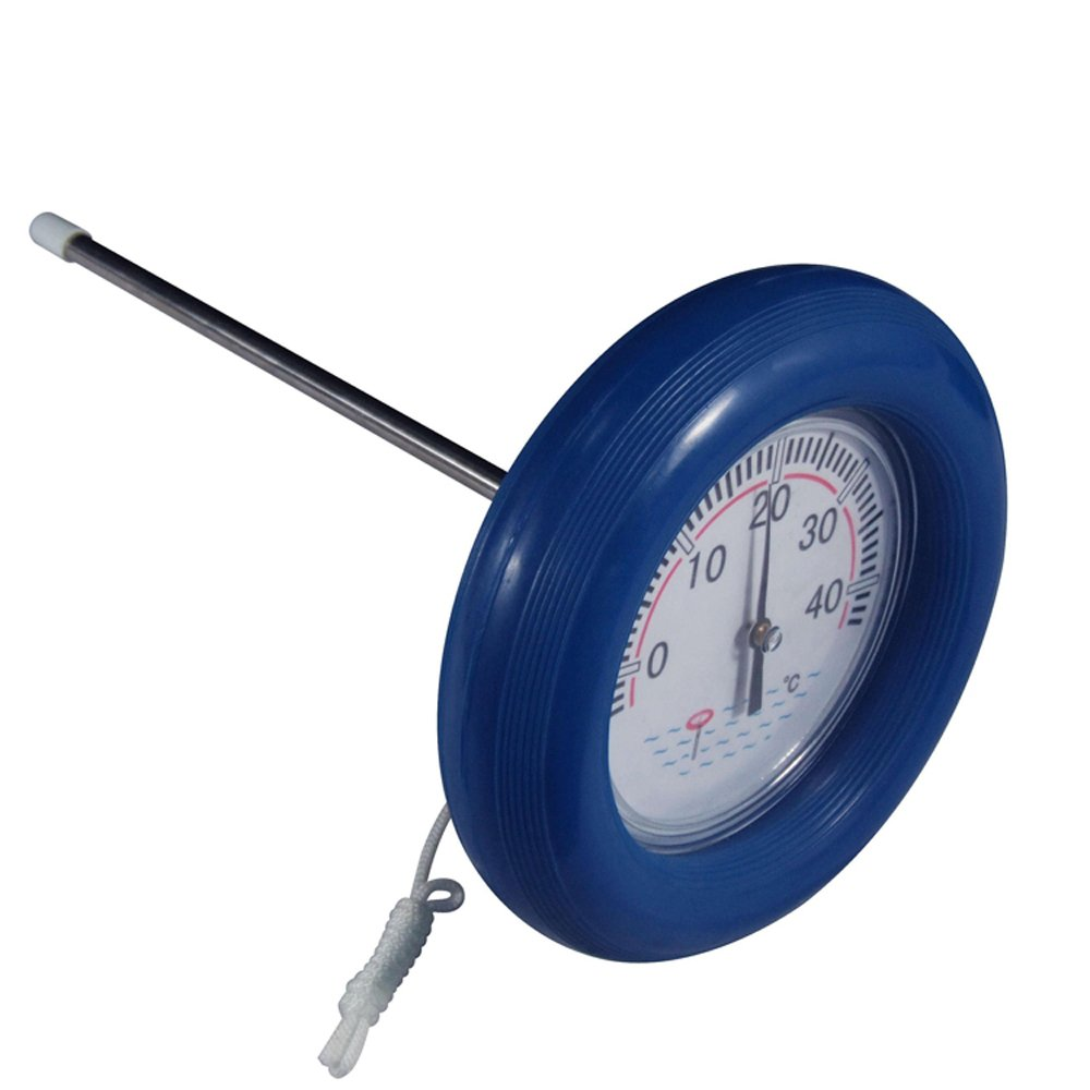 Swimming Pool Accessories Floating Pond Thermometer Without Battery Powered