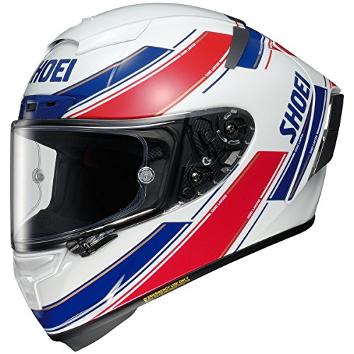 Shoei Lawson X-14 Street Racing Motorcycle Helmet - TC-1 / Medium