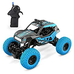 DEERC Remote control Toy Car Truck Gift for Kids & Adults