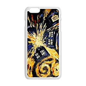 SVF Magical oil painting house Cell Phone Case for Iphone 6 Plus