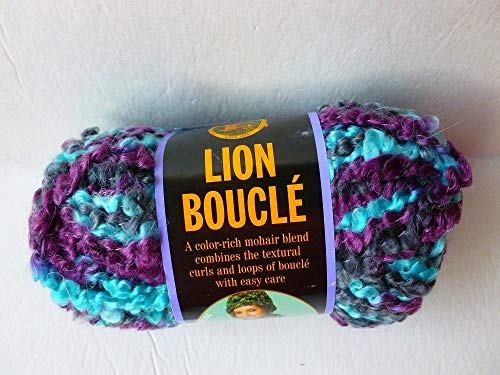 Lion Boucle Super Bulky 6 Yarn