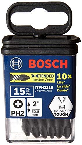 Bosch Itph2215 15 Pc.