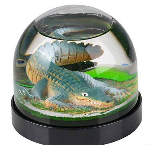 ACRYLIC GATOR PAPERWEIGHT, Case of 36 by DollarItemDirect