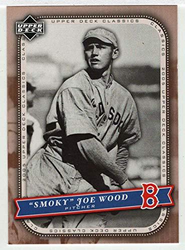 Smokey Joe Wood (Baseball Card) 2005 Upper Deck Classics # 55 NM/MT ()