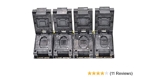 Amazon com: ALLSOCKET eMMC/eMCP-SD Adapter Kit BGA153/169