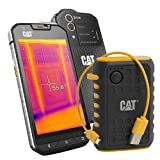 CAT PHONES S60 Rugged Waterproof Smartphone with integrated FLIR camera ( Power Bank Worth $50 Free )