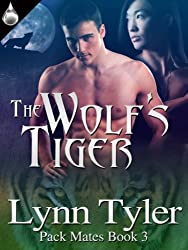 The Wolf's Tiger (Pack Mates Book 3) (English Edition)
