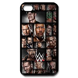 IPhone 4,4S Phone Case for WWE Wrestlemania Classic Theme pattern design GWWECT944577