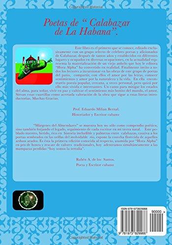 Margenes del Almendares: Edición a color: Amazon.es: Santos Garcia ...