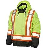 Product review for Work King Men's 3-In-1 Hi-Vis Jacket