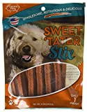 Carolina Prime Pet 45261 Sweet Tater Stix Treat For Dogs ( 1 Pouch), One Size