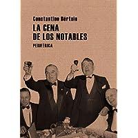 La cena de los notables (Pequeños tratados) (Spanish...