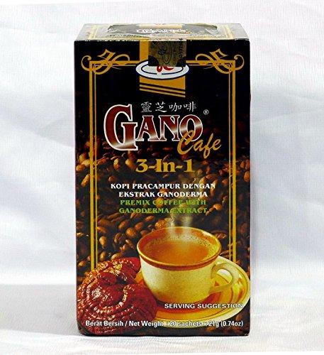 gano coffee - 2