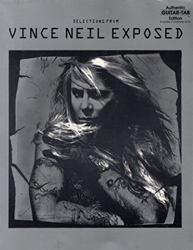 Selections from Vince Neil: Guitar tab