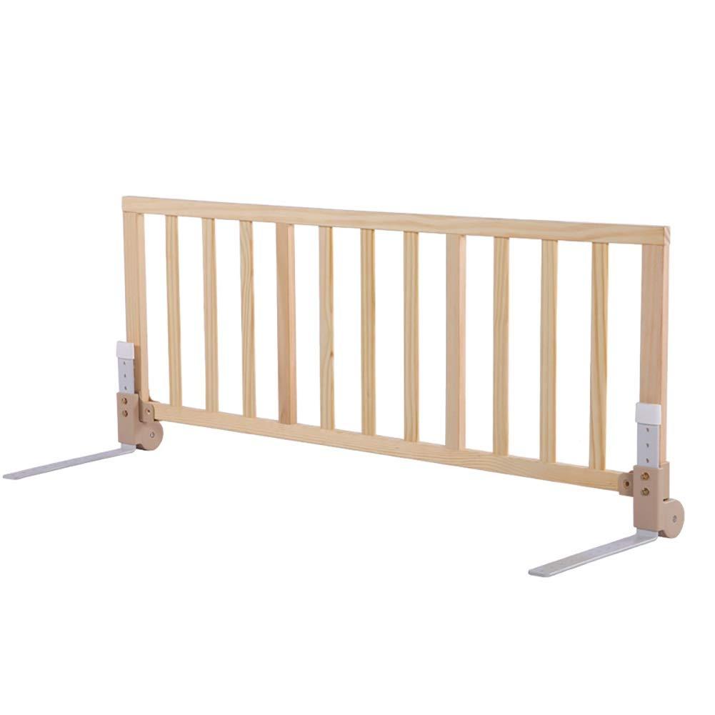 ベッドフェンス 特別に長いベビーベッドの柵、幼児/子供/子供のための容易な適合の安全柵、折り畳み式の大型のBedrail、集まること容易 (サイズ さいず : Length 120cm) Length 120cm  B07Q835FSX
