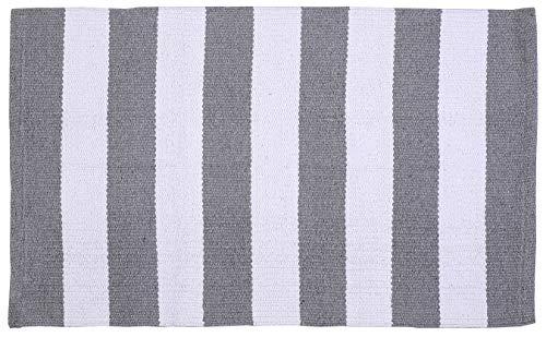 Rug in Horizontal Stripe 21