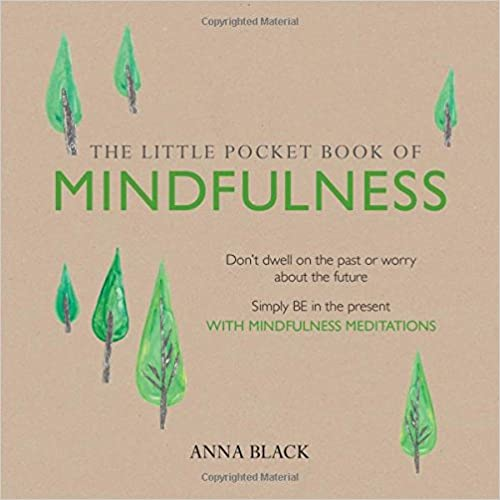 The Little Pocket Book of Mindfulness: Dont Dwell on the Past or Worry About the Future, Simply Be in the Present with Mindfulness Meditations