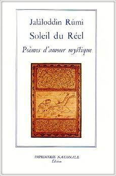 Book Soleil du réel : Poèmes d'amour mystique