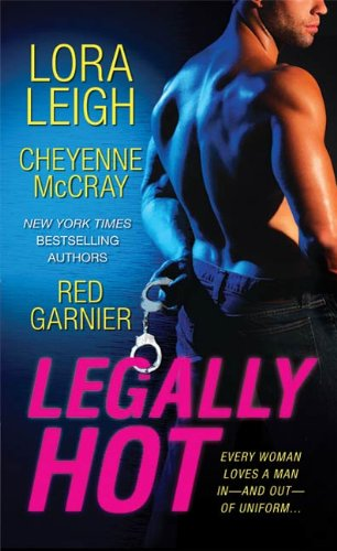 Legally Hot: Three Steamy Novellas