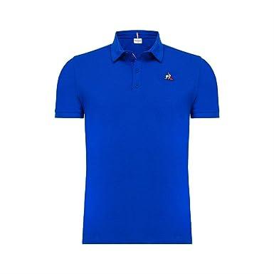 Le Coq Sportif Polo - Homme  Amazon.fr  Vêtements et accessoires 2d65e6a22a63