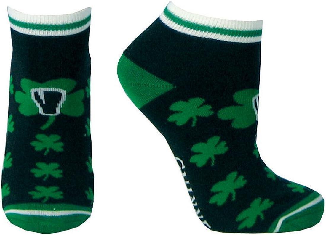 Men/'s Lucky Novelty Socks Casual Fashion St Patrick/'s Day Cotton Blue Footwear
