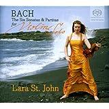Six Sonatas & Partitas for Violin Solo