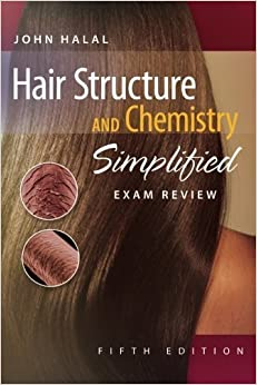 Book Exam Review for Halal's Hair Structure and Chemistry Simplified by John Halal (2008-11-19)