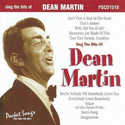 Sing The Hits Of Dean Martin (Karaoke) by Pocketsongs CDG (2011-04-12)