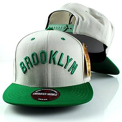 MLB American Needle Scripteez Cooperstown Wool Adjustable Snapback Hat
