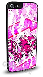 South Carolina Gamecocks Cell Phone Hard Plastic Case for iphone 5c